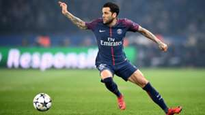 Dani Alves Paris Saint Germain PSG 06032018
