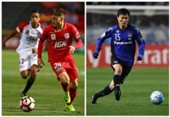 Jordan O'Doherty Adelaide United A-League Yasuyuki Konno Gamba Osaka AFC Champions League