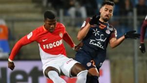 Keita Balde Facundo Piri Montpellier Monaco Ligue 1 13012018