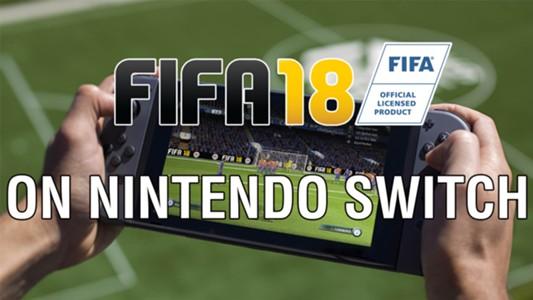 FIFA 18 Switch GFX