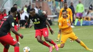 Kaizer Chiefs, Gustavo Paez, January 2018