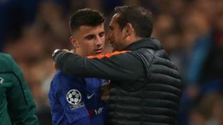 Mason Mount Frank Lampard Chelsea 2019-20