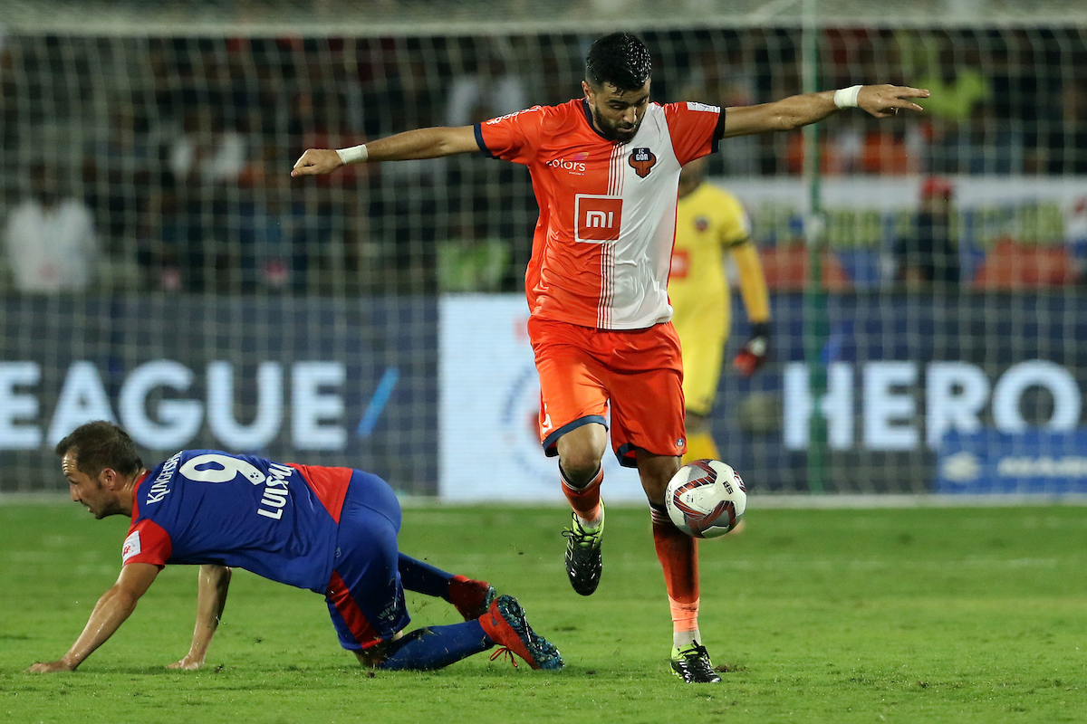 Ahmed Jahouh FC Goa Bengaluru