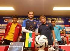 Myanmar U23 & Vietnam U23