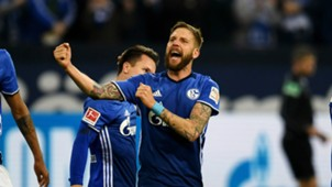 Guido Burgstaller FC Schalke 04 Hamburger SV 19112017