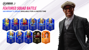 Ian Wright FIFA Squad Battle