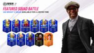 Ian Wright FIFA Squad Battle