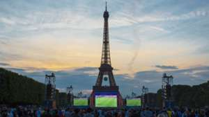 Eiffel Tower Euro 2016