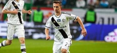 Nagy Dominik Legia Varsó