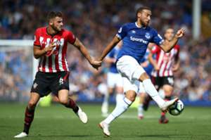 Cenk Tosun Everton Southampton Premier League 08/18/18