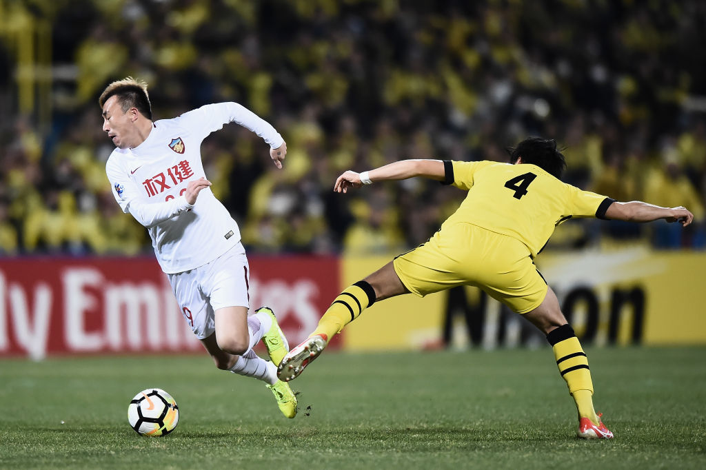 Kashiwa Reysol v Tianjin Quanjian; AFC Champions League