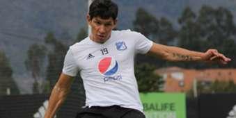 Roberto Ovelar Millonarios 2019