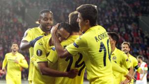 Villareal Champions League 2017-18