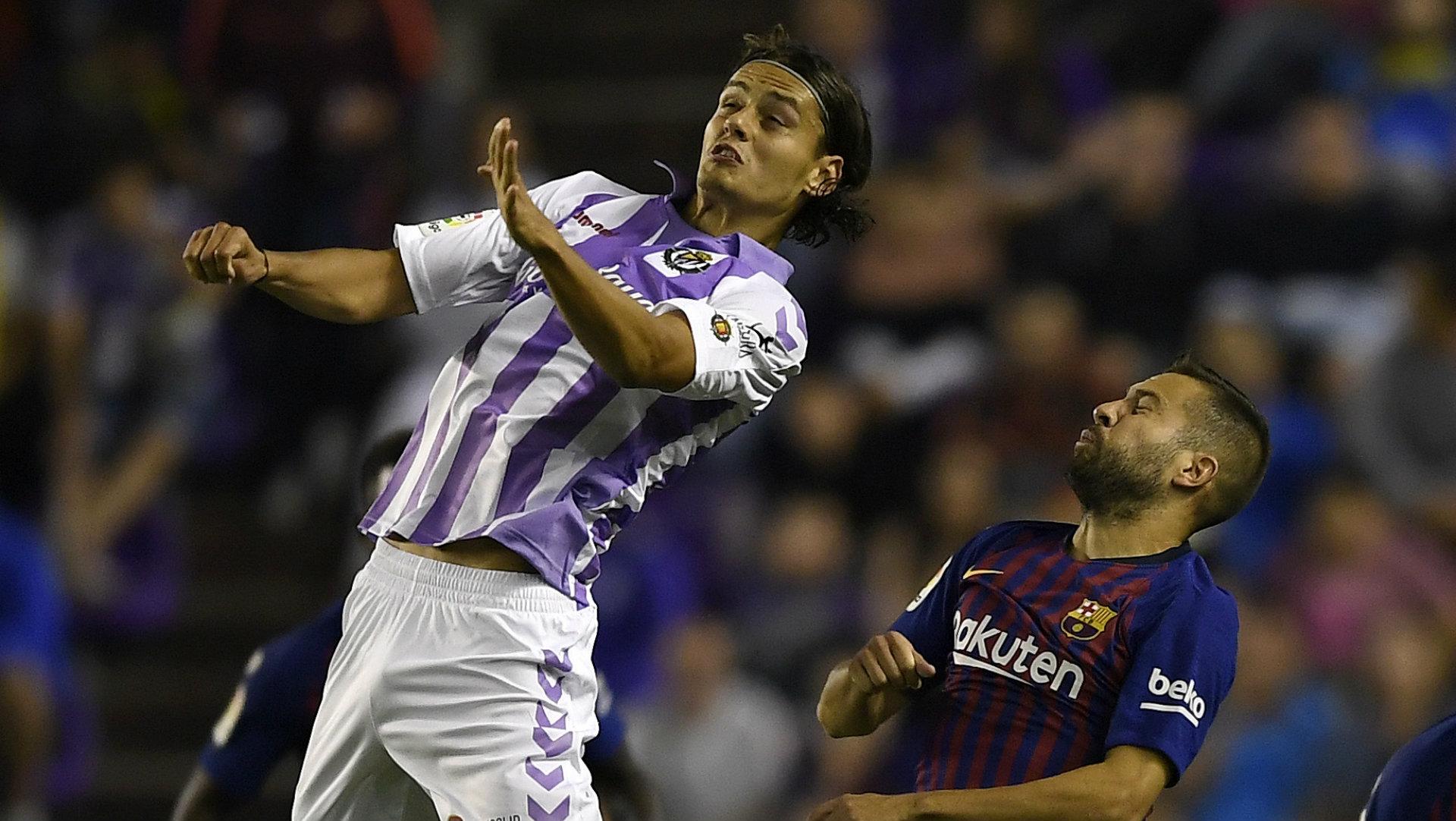 Enes Unal Real Valladolid La Liga 2018-19