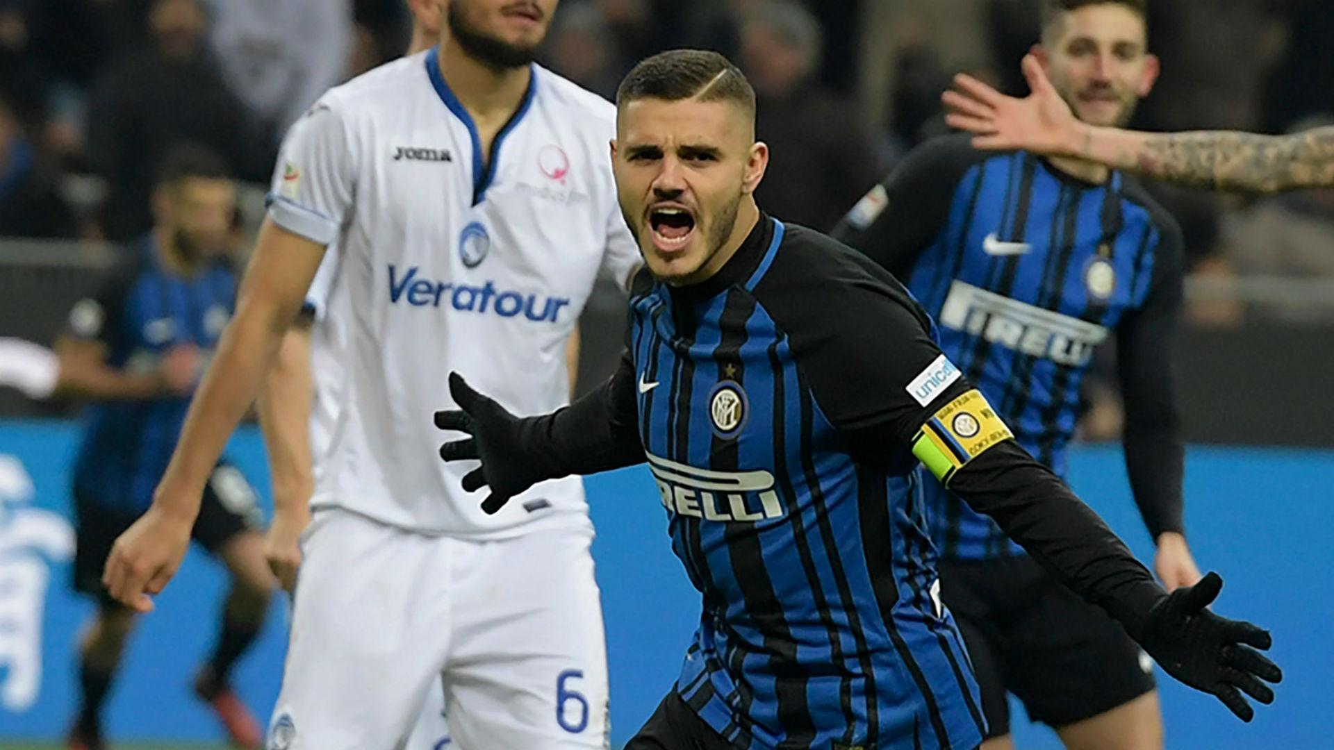Serie A: L'Inter s'empare de la deuxième place