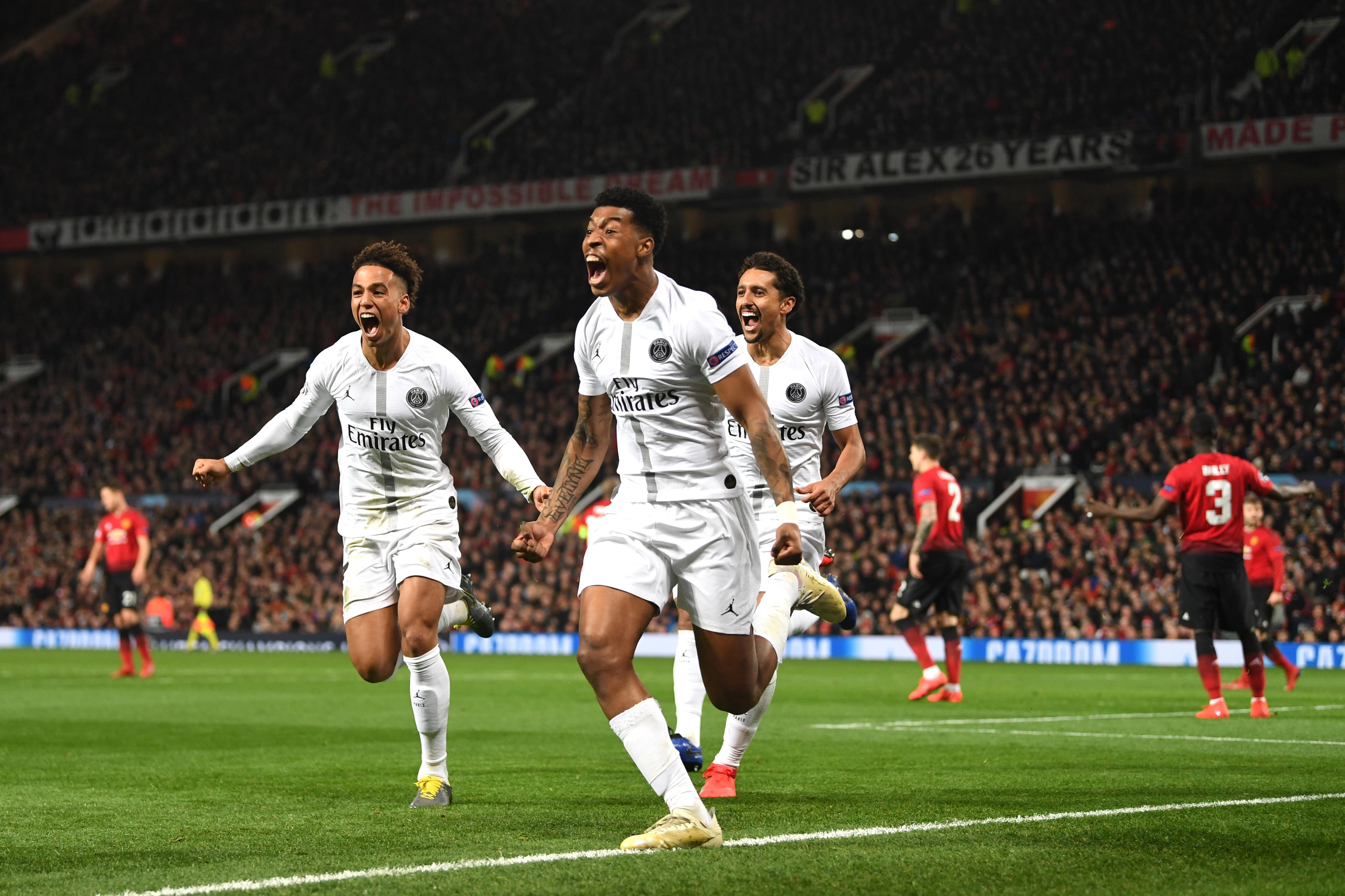 PSG, Champions League