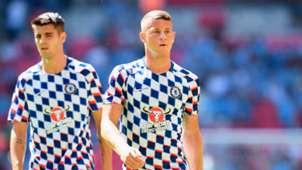 Ross Barkley Chelsea Man City