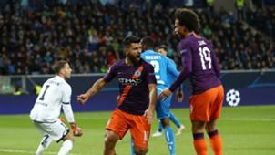 Sergio Agüero | Manchester City-Hoffenheim