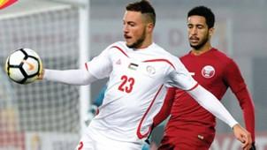 U23 Qatar U23 Palestine VCK U23 châu Á 2018