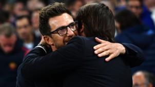 Di Francesco Conte Chelsea Roma