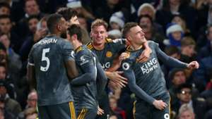 Jamie Vardy Chelsea vs Leicester Premier League 2018-19