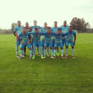 NorthEast United FC ISL 2017 Preseason