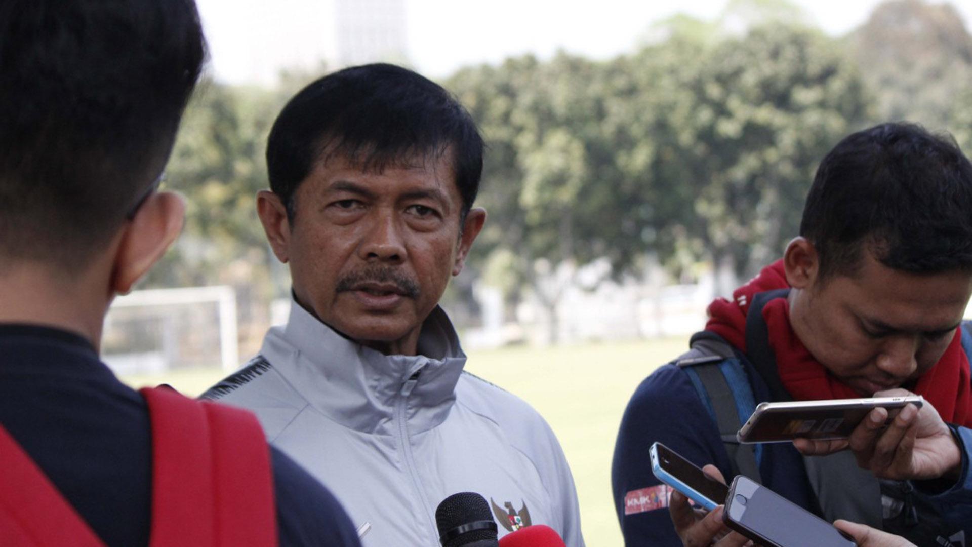 Indra Sjafri Indonesia U