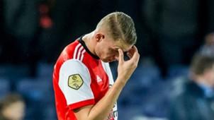 Sven van Beek, Feyenoord - VVV, Eredivisie 11182017