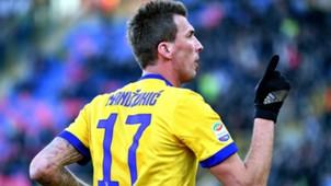 Mario Mandzukic Bologna Juventus