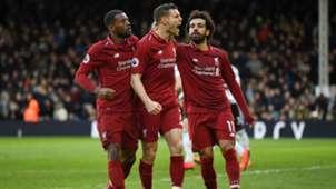 Fulham FC Liverpool 2019