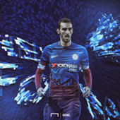 EMBED ONLY Davide Zappacosta Chelsea