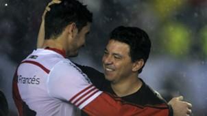 Lucas Alario Marcelo Gallardo River Plate