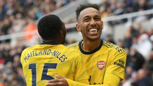 Aubameyang scoops Arsenal Player of the Month award