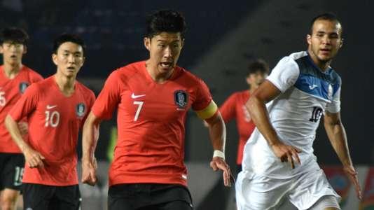Olympic Hàn Quốc ASIAD 2018