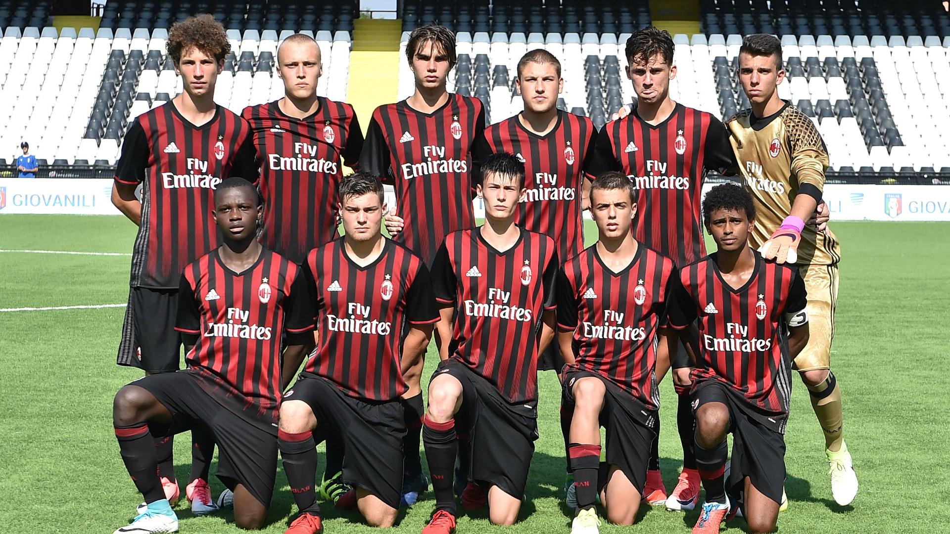 Under 16, il Milan è campione d'Italia: Roma ko 5-2