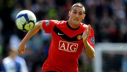Federico Macheda Manchester United 2010