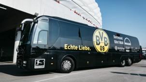 Borussia Dortmund Bus