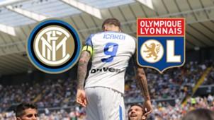 Inter Mailand Olympique Lyon ICC LIVE-STREAM