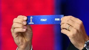 Sorteggio Italia