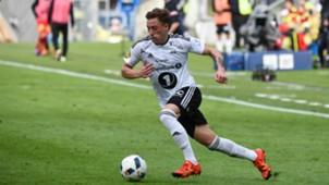 Alex Gersbach Rosenborg v Lillestrom Eliteserien 16052016