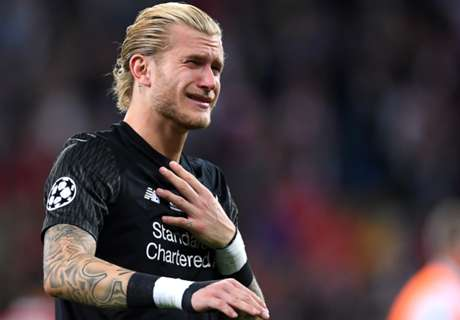 Karius: I lost Liverpool the Champions League