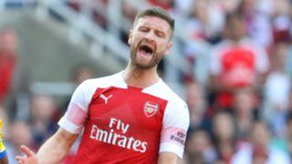 Shkodran Mustafi Arsenal 2018-19