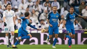 Real Madrid Fuenlabrada Copa del Rey