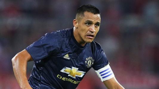 Alexis Sanchez Man Utd 2018-19