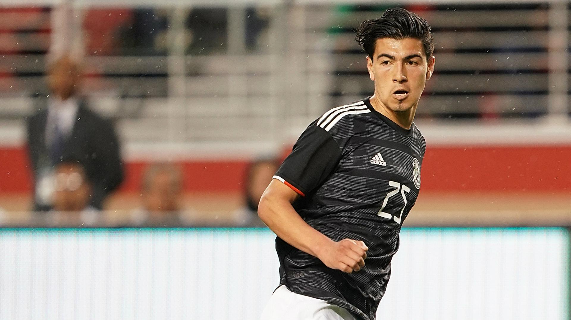 Erick Gutiérrez Selección mexicana 170519