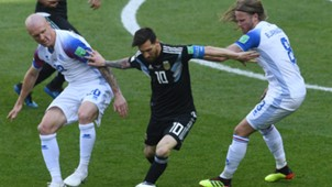 Lionel Messi Argentina Iceland World Cup 2018 16062018
