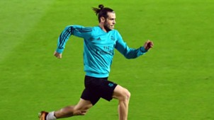 Gareth Bale Real Madrid Club World Cup training 11122017