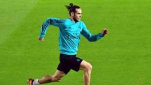 Gareth Bale Real Madrid Club World Cup training 11122017