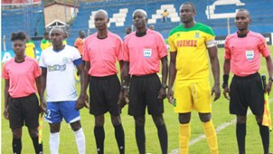 Mathare United captain George Owino.