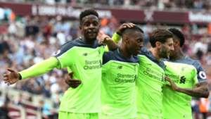 Divock Origi Liverpool Premier League